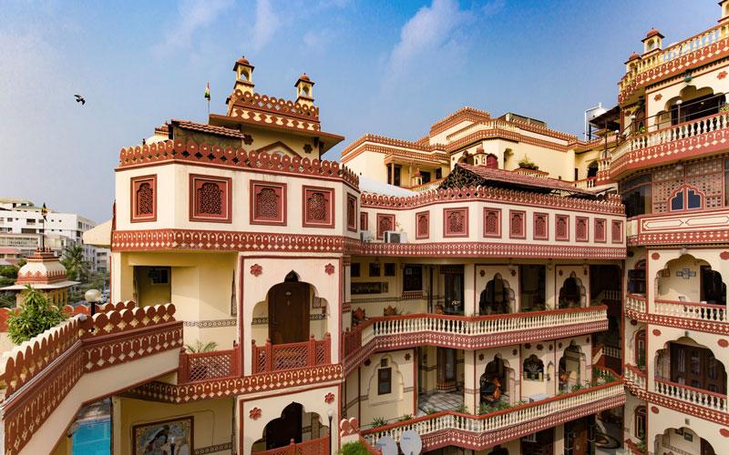 Jaipur-Hindistan