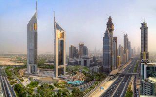 Jumeirah-Emirates-Towers