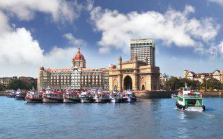 Mumbai-Hindistan