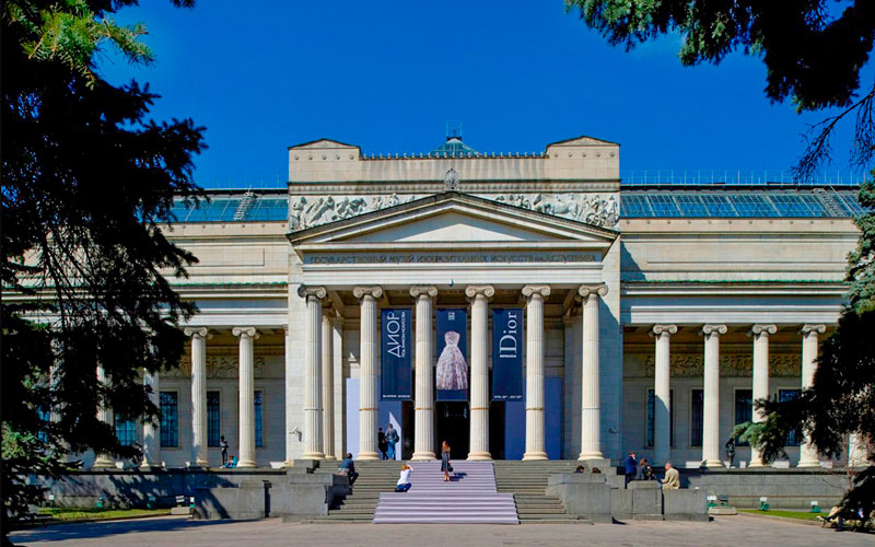 Puskin-Muzesi-Moskova