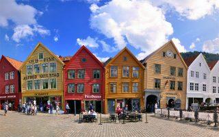 Norveç Gezi Rehberi, Bergen