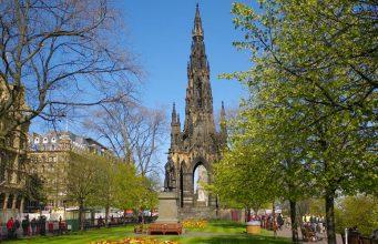 Scott-Monument-Edinburgh