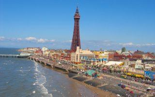 Blackpool-Ingiltere
