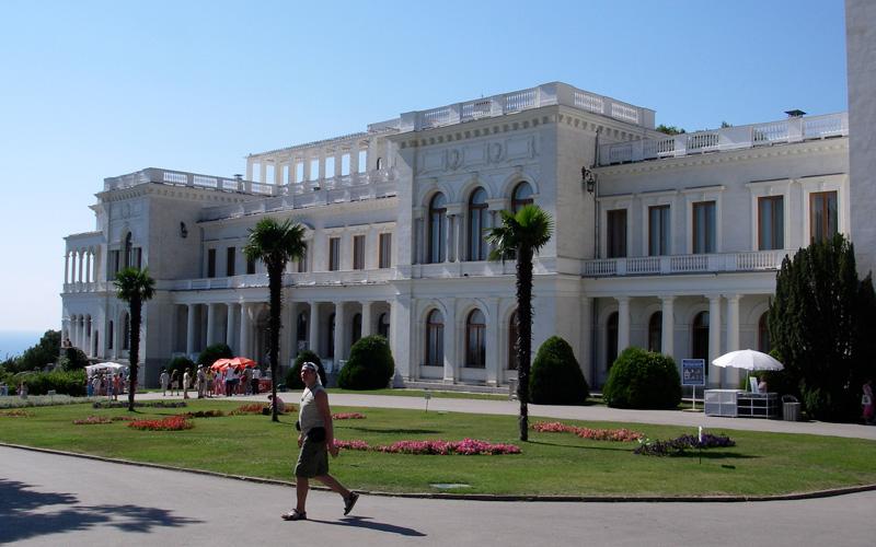 Livadiya-Sarayi-Yalta