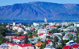 Reykjavik-Izlanda