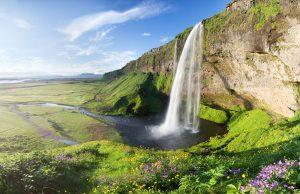 Seljalandfoss-Izlanda