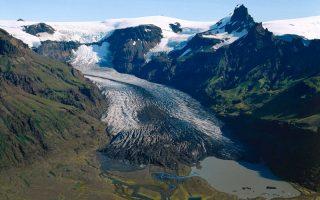 Skaftafell-Izlanda