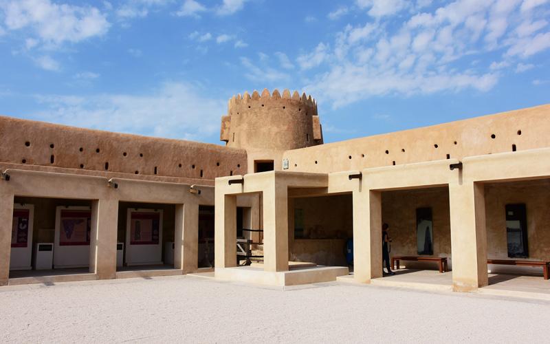 Al-Zubarah-Fort-Katar