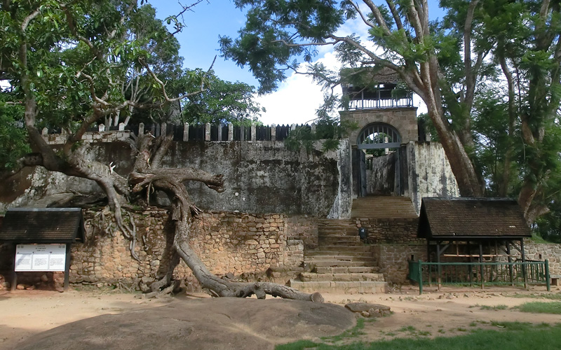 Ambohimanga-Madagascar