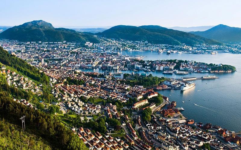 Kristiansand-Norvec