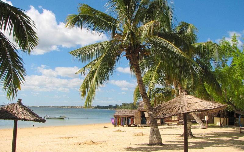 Madagaskar-Hotelleri