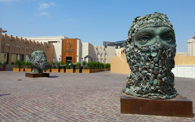 Katara-Kultur-Koyu-Katar