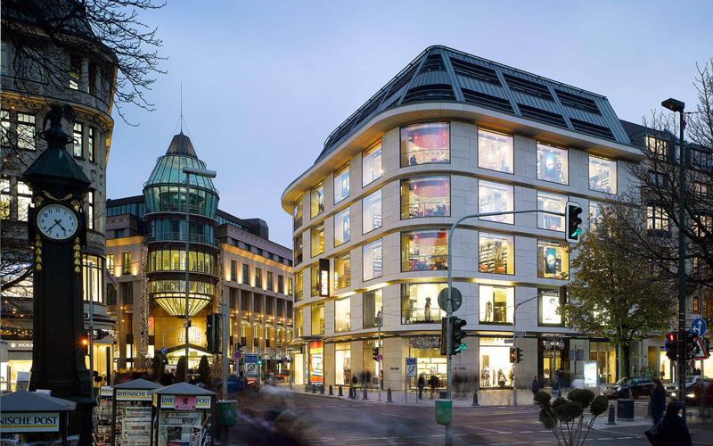 Konigsallee-Dusseldorf