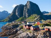Lofoten-Islands-Norvec