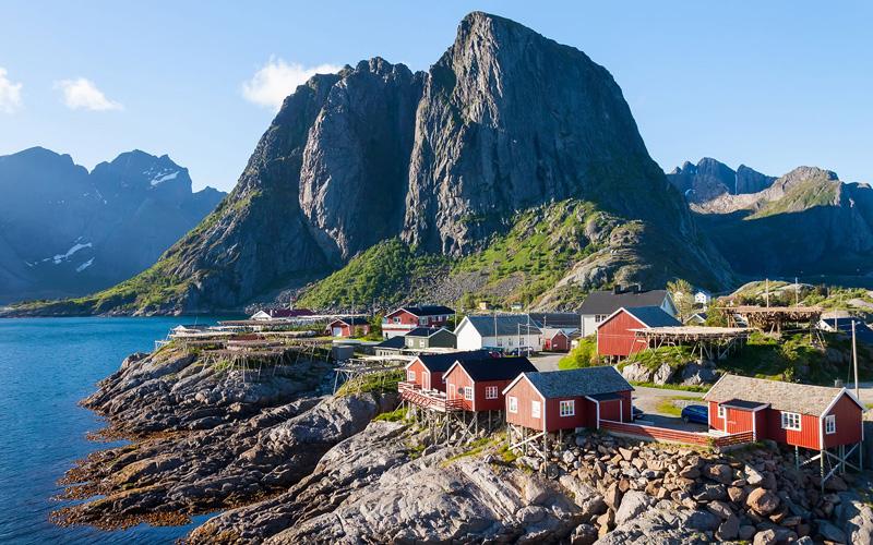 Lofoten-Islands-Norvec