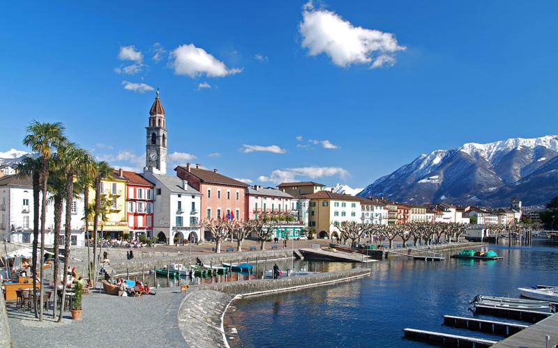 Lugano-Isvicre