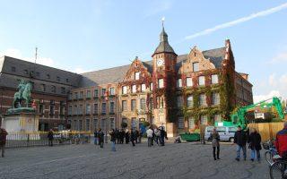 Marktplatz-Dusseldorf
