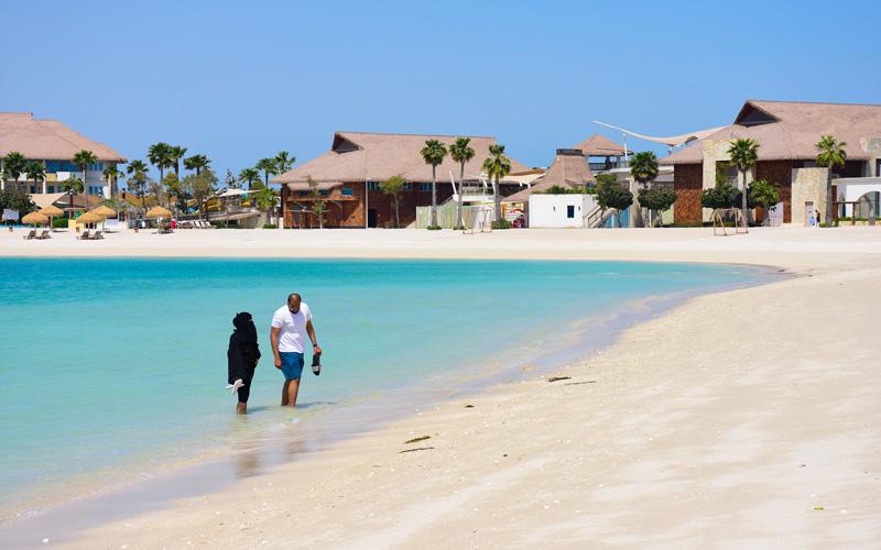 Qatar-Banana-Island