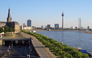 Ren-Nehri-Dusseldorf