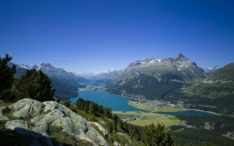 St-Moritz-Isvicre