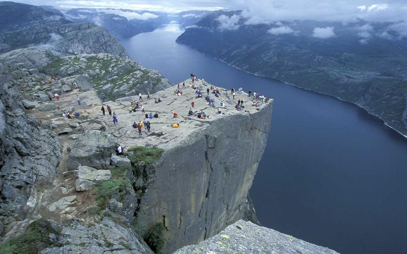 Stavanger-Norvec