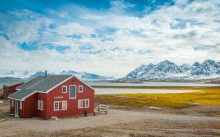 Svalbard-Norvec