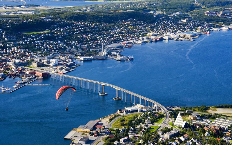 Tromso-Norvec