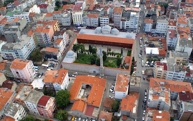 Alaeddin Camii Sinop Gezi Rehberi