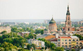 Annunciation-Katedrali-Kharkiv