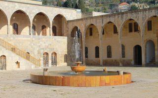 Beiteddine-Beyrut