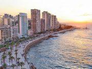 Corniche Beyrut Lübnan