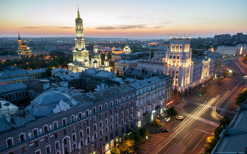 Kharkov-Gezilecek-Yerler