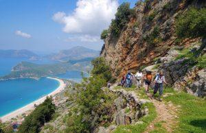 Likya Yolu Muğla Antalya