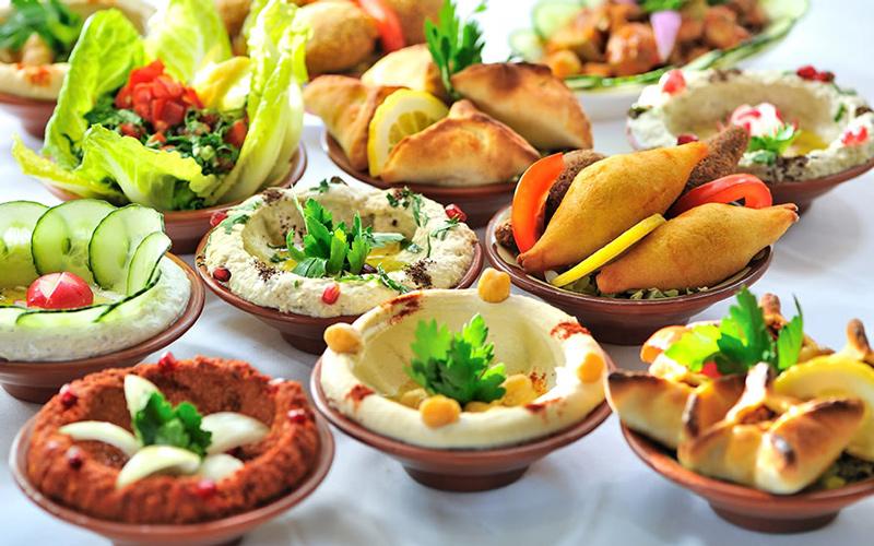 Lübnan Yeme İçme