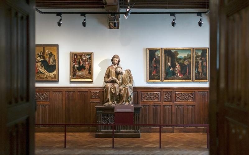 Mayer Van Den Bergh Müzesi Antwerp