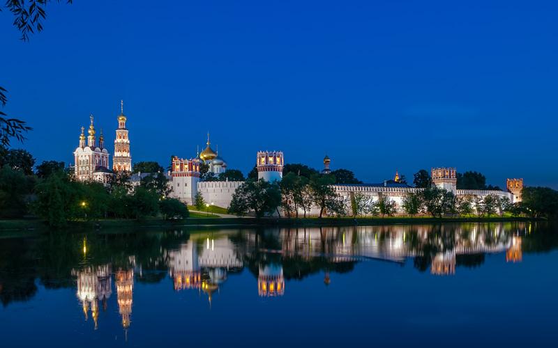 Novodevichy-Manastiri-Moskova