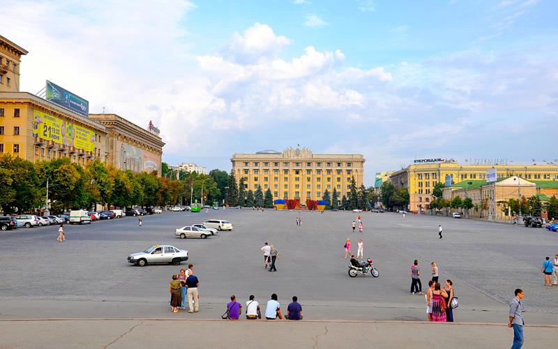 Ozgurluk-Meydani-Kharkiv