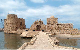 Sidon Lübnan Gezilecek Yerler