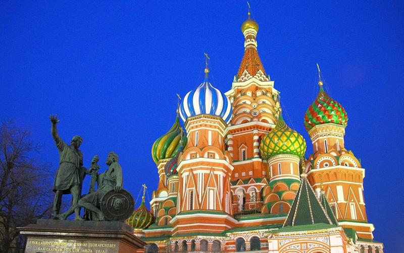 St-Basil-Katedrali-Moskova