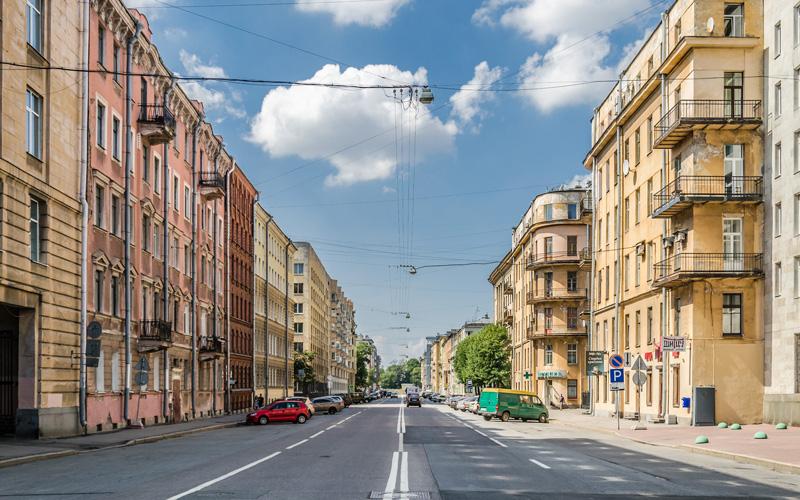 Tverskaya-Street