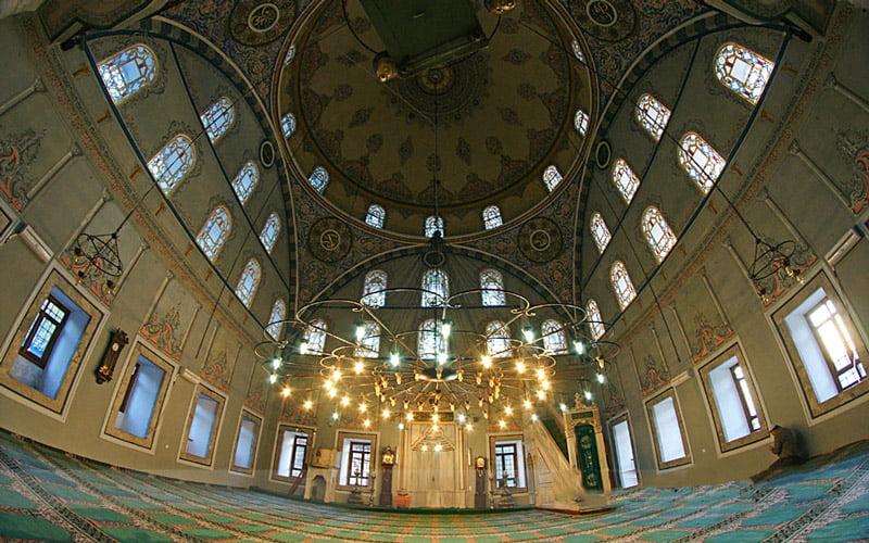 İzzet Paşa Camii Karabük
