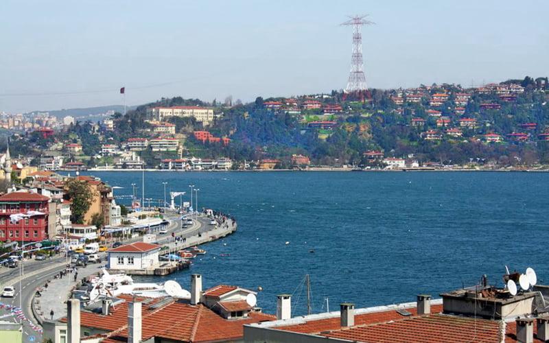 Akıntı Burnu Arnavutköy Gezi Rehberi