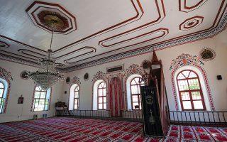 Alaybey Camii Bozcaada Gezilecek Yerler