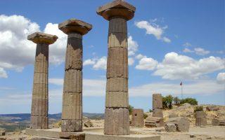 Assos Antik Kenti Çanakkale