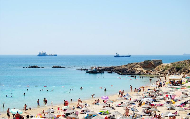 Ayazma Plajı Bozcaada Gezilecek Yerler