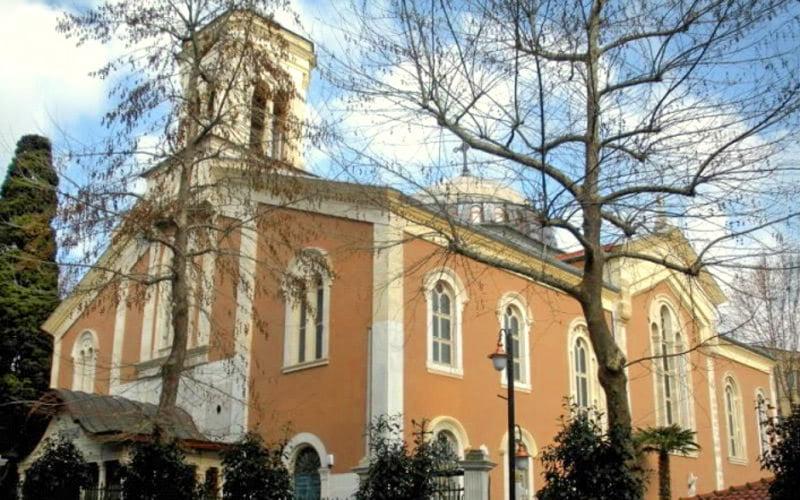 Ayia Strati Taksiarhi Rum Ortodoks Kilisesi