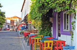 Bozcaada Sokakları Gezi Rehberi