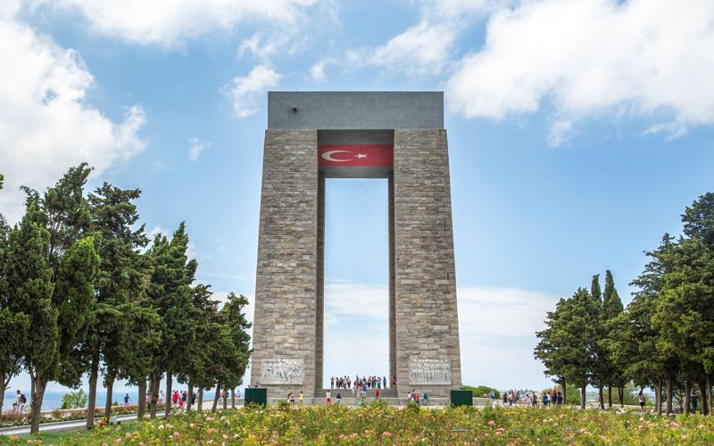 Çanakkale Şehitler Anıtı