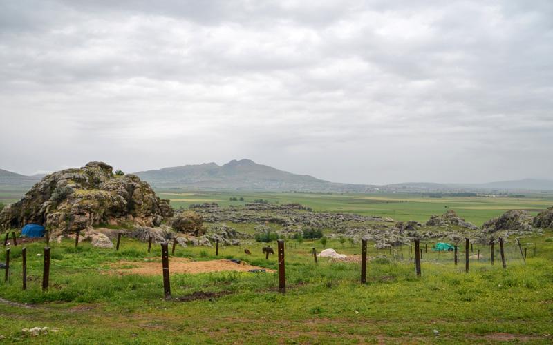Cayonu-Diyarbakir