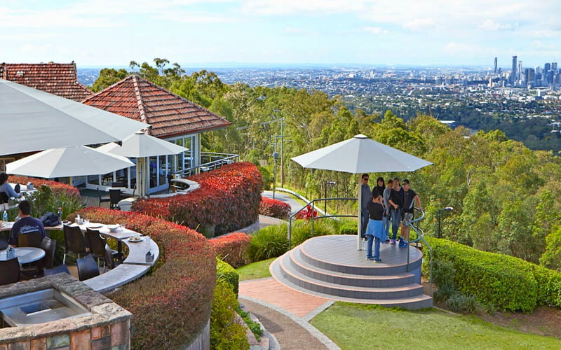 Coot-tha Dağı Brisbane